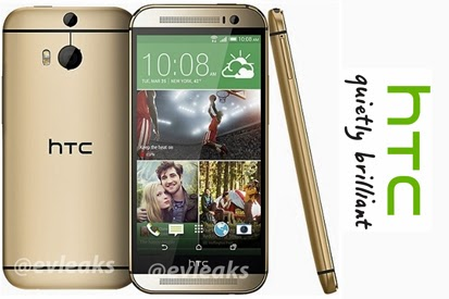 HTC All New One 2014