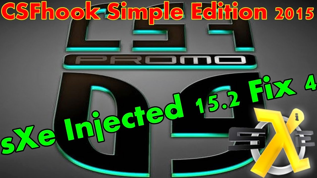 CSFhook Simple Edition for sXe 15.2 Fix 4 Download ~ Shark Pro