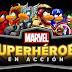 Guía Máxima: Marvel, superhéroes en acción