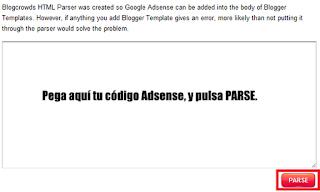 como-parsear-código-adsense