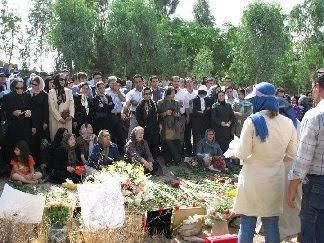 """دادخواست خانوادههای جانباختگان ایرانی در دههی 60 به عاصمه جهانگیر - """"امضاها ادامه دارد"""""""