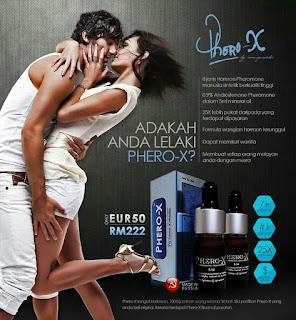 Parfum Phero X Pheromone
