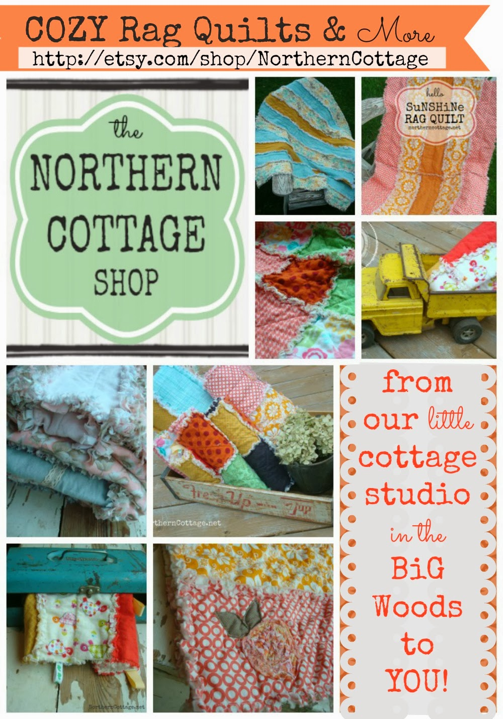 Visit the {Northern Cottage Shop}