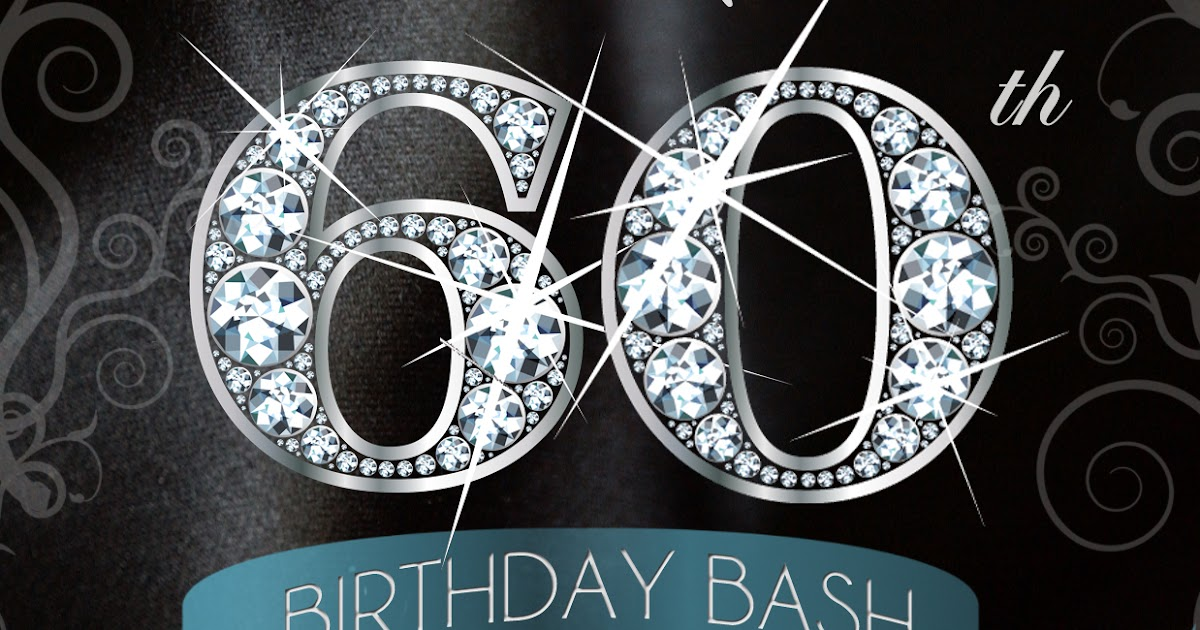 free the diva  bling  diamond numbers birthday invitations