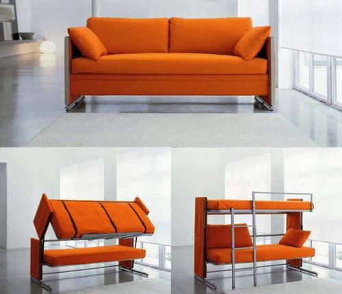 Arquitectura dise o muebles convertibles de resource furniture - Small space convertible furniture image ...
