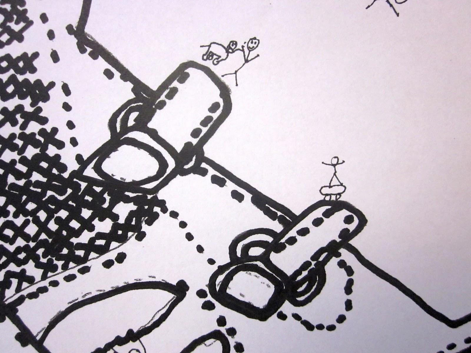 Contour Line Drawing Shoes Lesson Plan : Art is basic teacher blog: contour line drawings of shoes