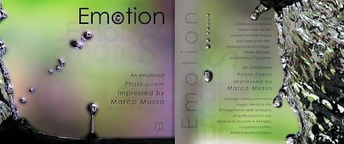 """Sfoglia """"Emotion"""" il libro foto-poetico pubblicato in America"""