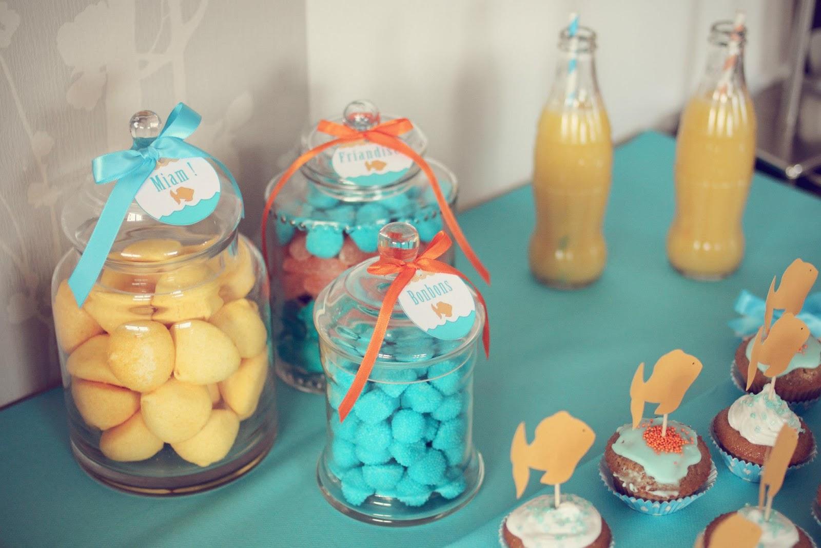 bonbons sweet table