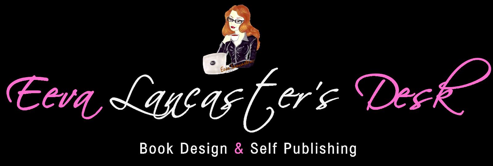 Eeva Lancaster's Desk