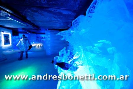 Bar de Hielo - Glaciarium - El Calafate - Parque Nacional Los Glaciares - Patagonia - Andrés Bonetti
