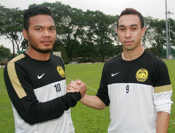 Malaysia Vs Thailand - Separuh Akhir AFF Suzuki Cup 2012