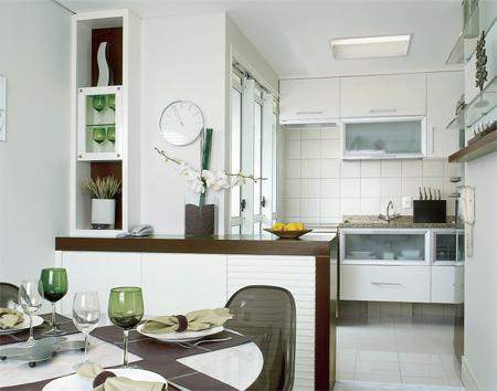Decora o de interiores casa cozinhas pequenas para casa for Interiores de casas pequenas