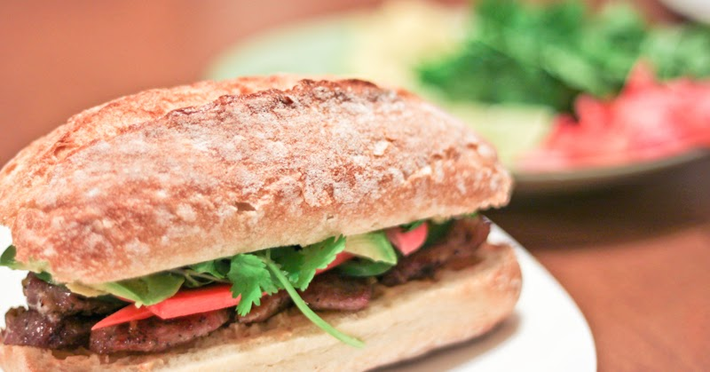 Foodology: Banh mi (or the most delicious sandwich you might ever eat)