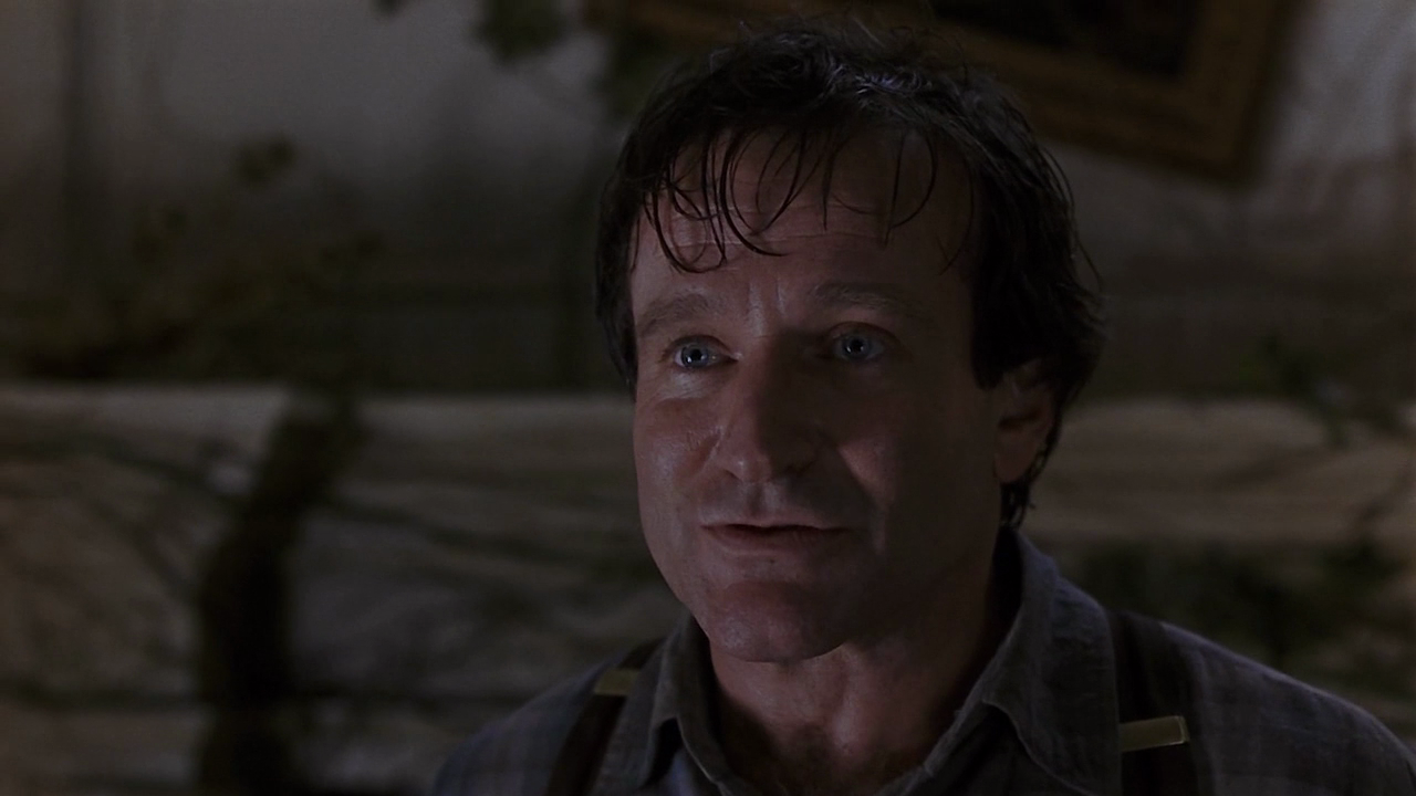 Robin Williams Jumanji TwoHeadedThingies: Sta...