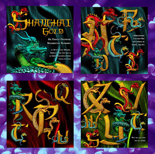 Shanghai Gold Alphabet Free Download