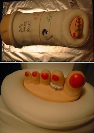 Coolest medical themed Cakes