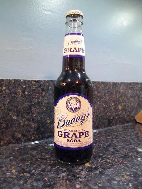 Buddy's Grape Soda