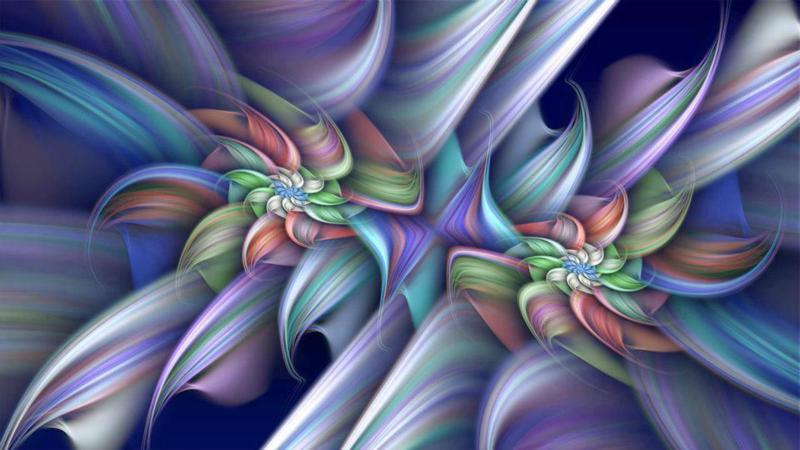 Frankief | Abstract Fractal Art