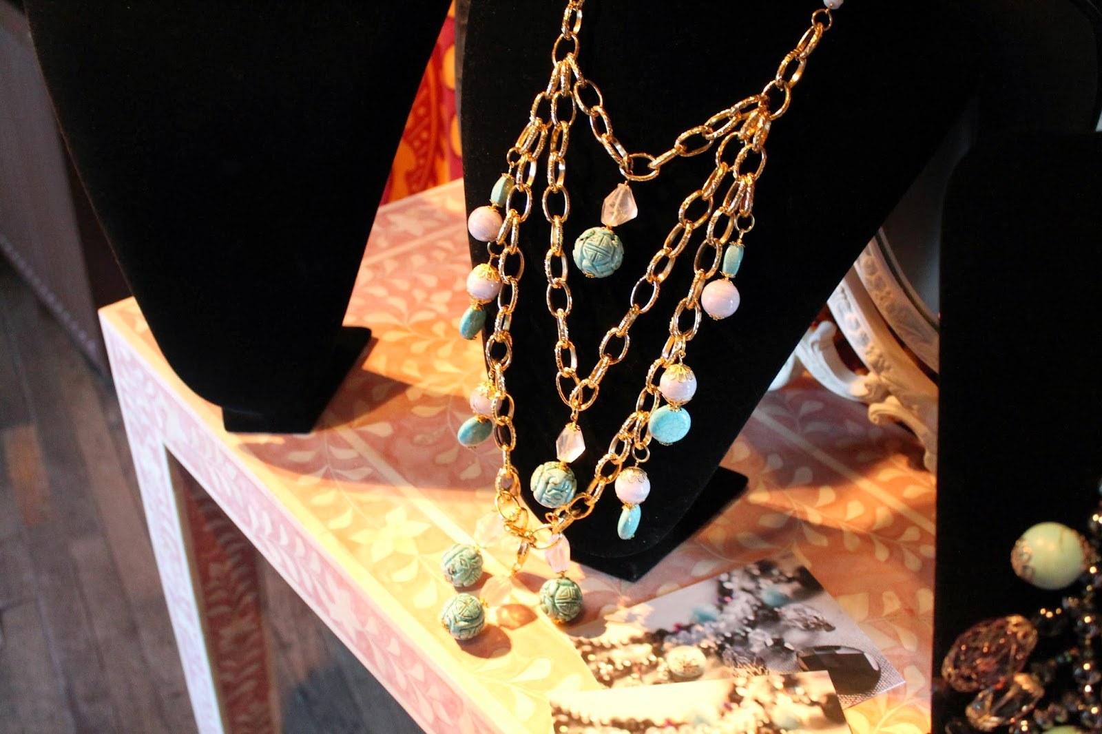 DYO Fabulous Jewellery Pre-launch party - Newcastle
