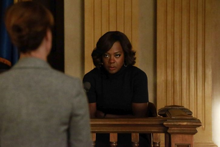 "How To Get Away With Murder - She's Dying - Review: ""Court In Session"""
