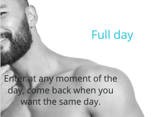 Kom & gå som du vill hela dagen på samma biljett, bara en entre per dag