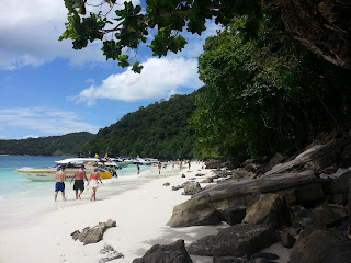 Image of Phi Phi islands