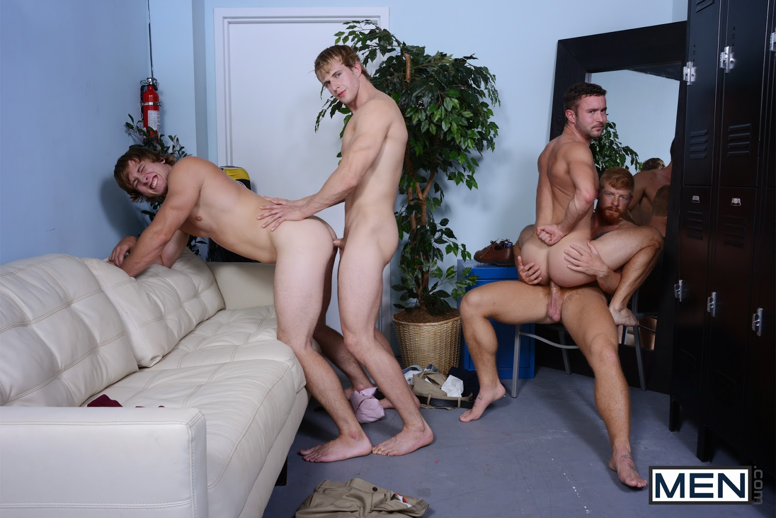 Average Gay Men Having Sex First Time Big