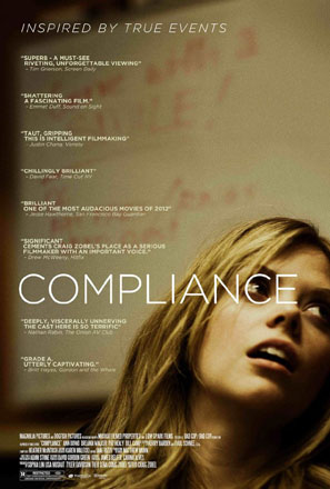 compliance film poster