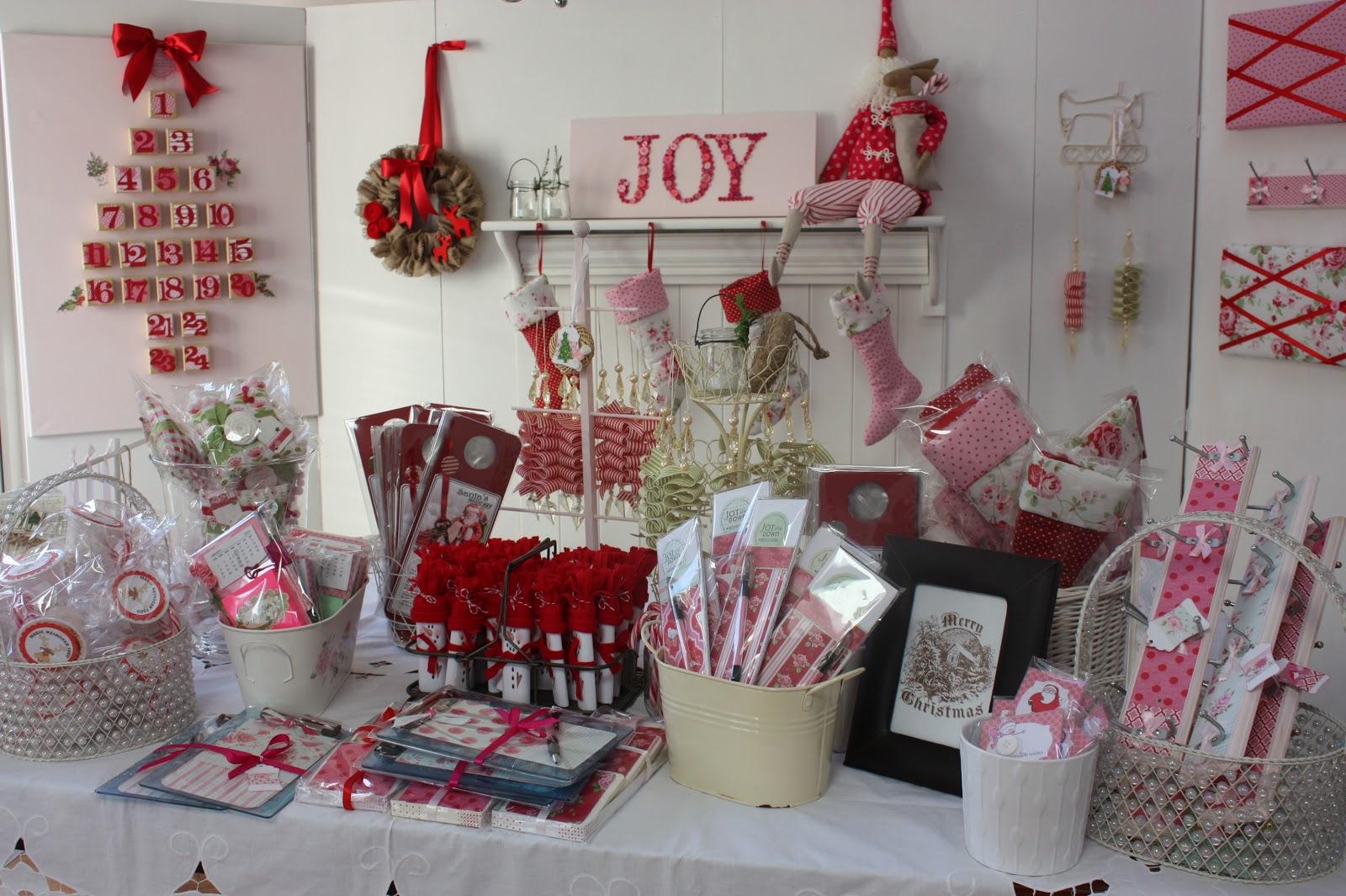 christmas craft fair 2012