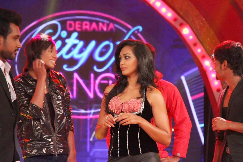 Yureni Noshika - Derana City Of Dance