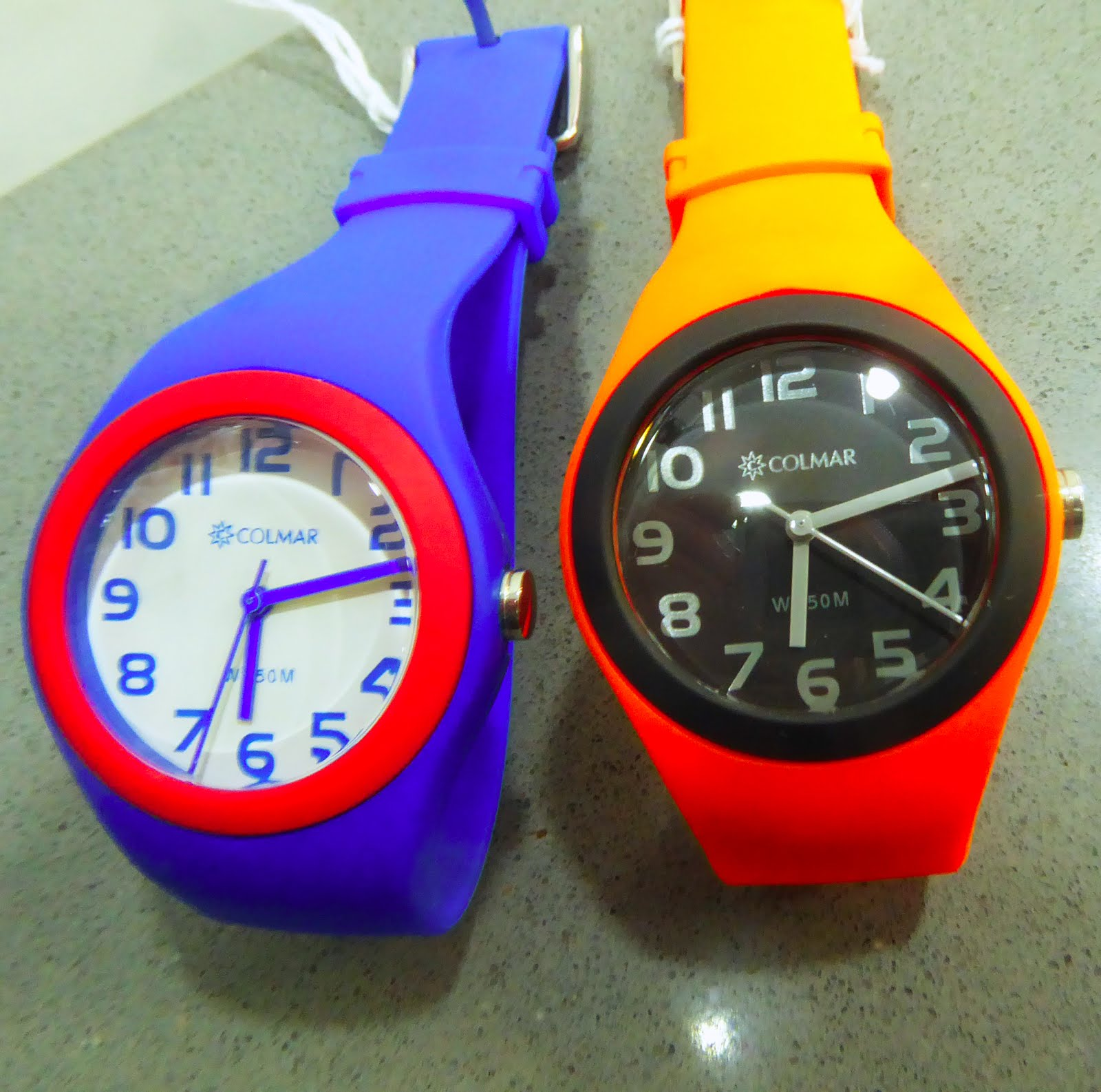 Relojes Colmar