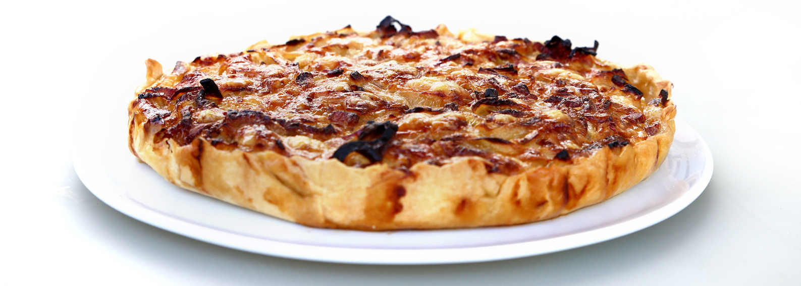 Le mercredi c 39 est p tisserie quiche normande - Recette tarte normande traditionnelle ...