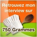 Mon interview 750g!