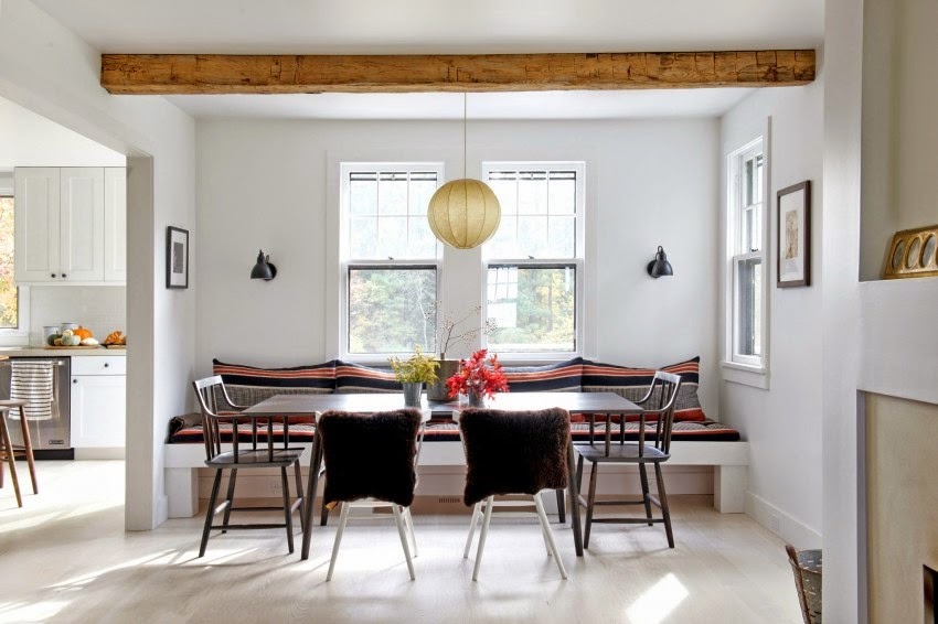 INTERIORS: A Midcentury Bungalow in New York