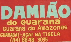 Guaraná do Amazonas é no Damião: