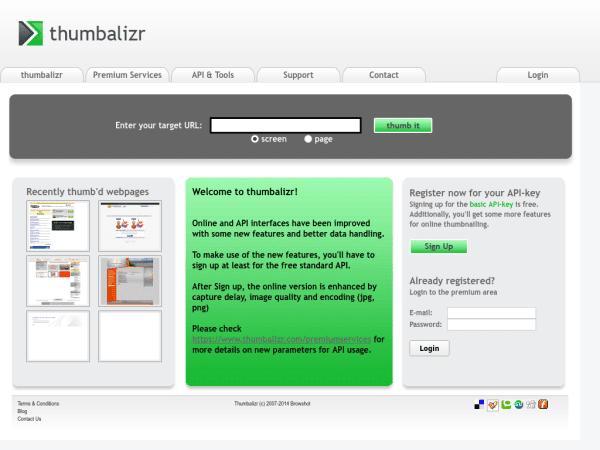 25 Best Free Web Screenshot Genrator Online