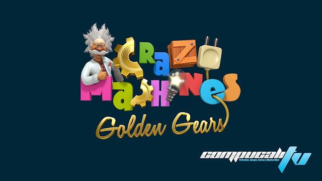 Crazy Machines Golden Gears PC Full Español