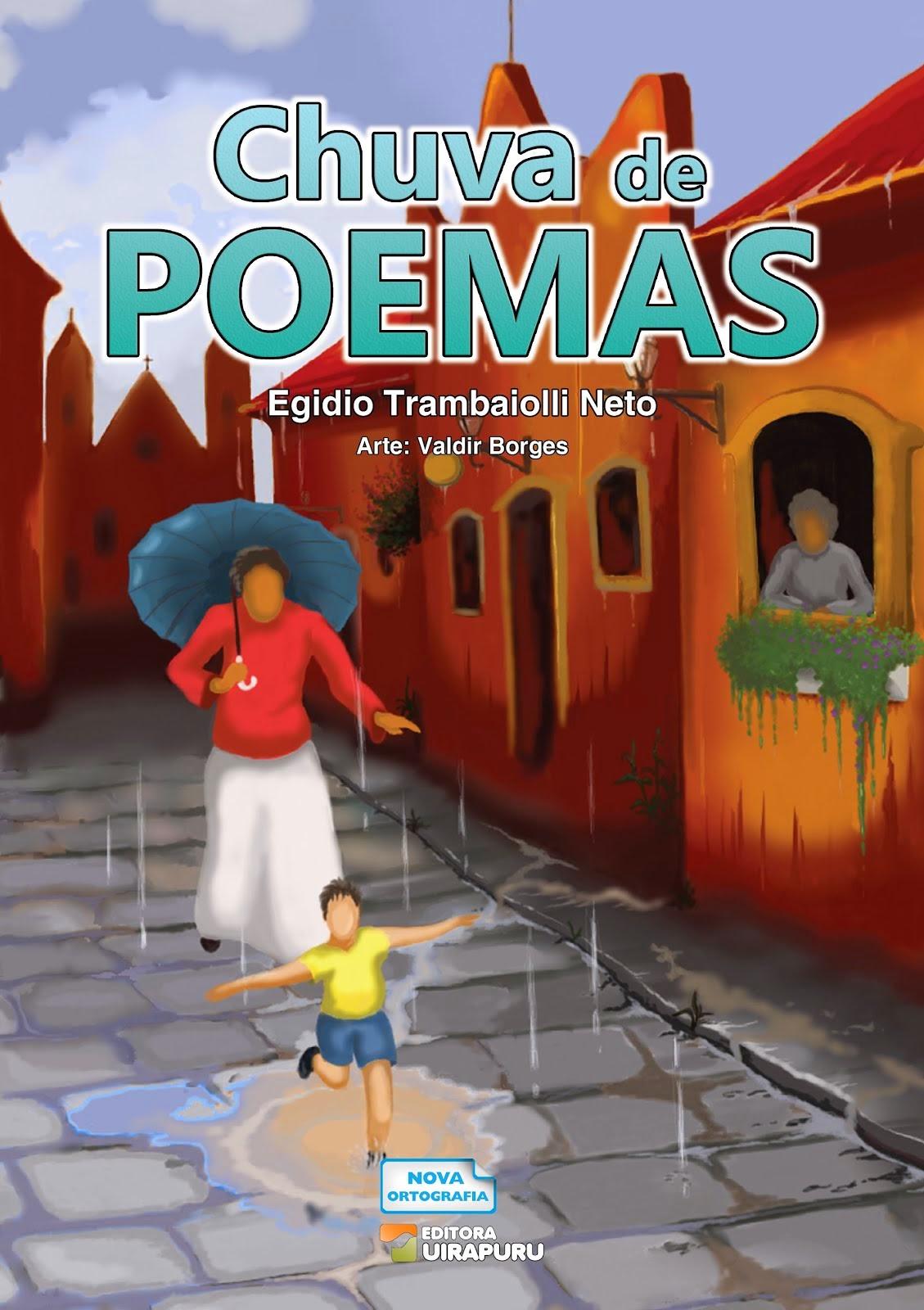 Chuva de Poemas