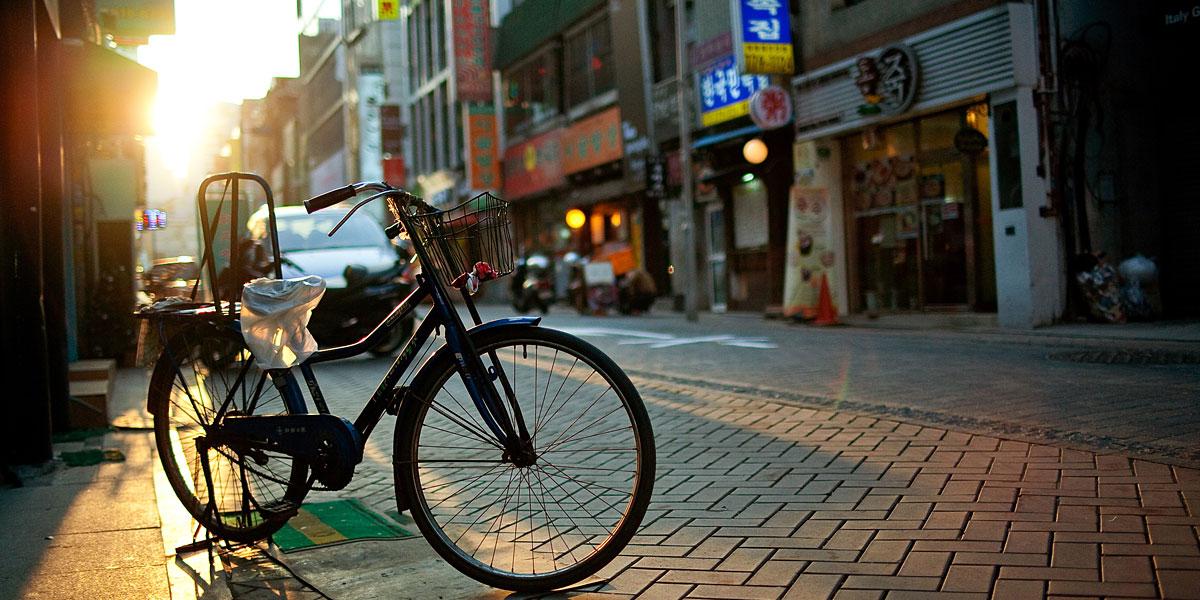 Cityscapes Bicycles1 l 300+ Muhteşem HD Twitter Kapak Fotoğrafları