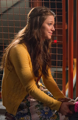"Marley's Anthropologie Pointelle Perk Cardiganfrom Glee Season 4, Episode 22: ""All or Nothing"""