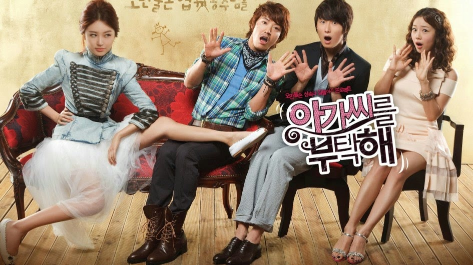 Tiểu Thư Kiêu Kỳ - Take Care Of The Young Lady (2009)