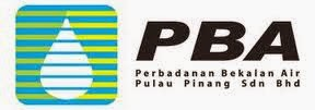 Jawatan Kerja Kosong Perbadanan Bekalan Air Pulau Pinang (PBAPP) logo www.ohjob.info november 2014