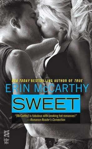 book cover of Sweet by Erin McCarthy