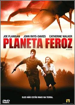 Filme Planeta Feroz Dublado AVI DVDRip