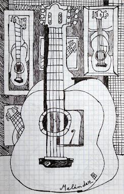 Una gran guitarra