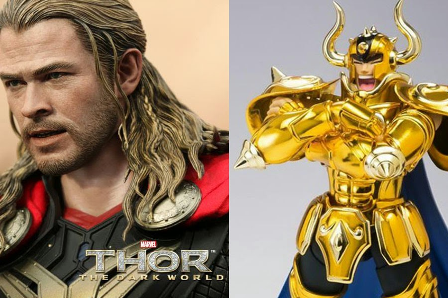 Toro Myth Cloh EX Thor Hot Toys recensione