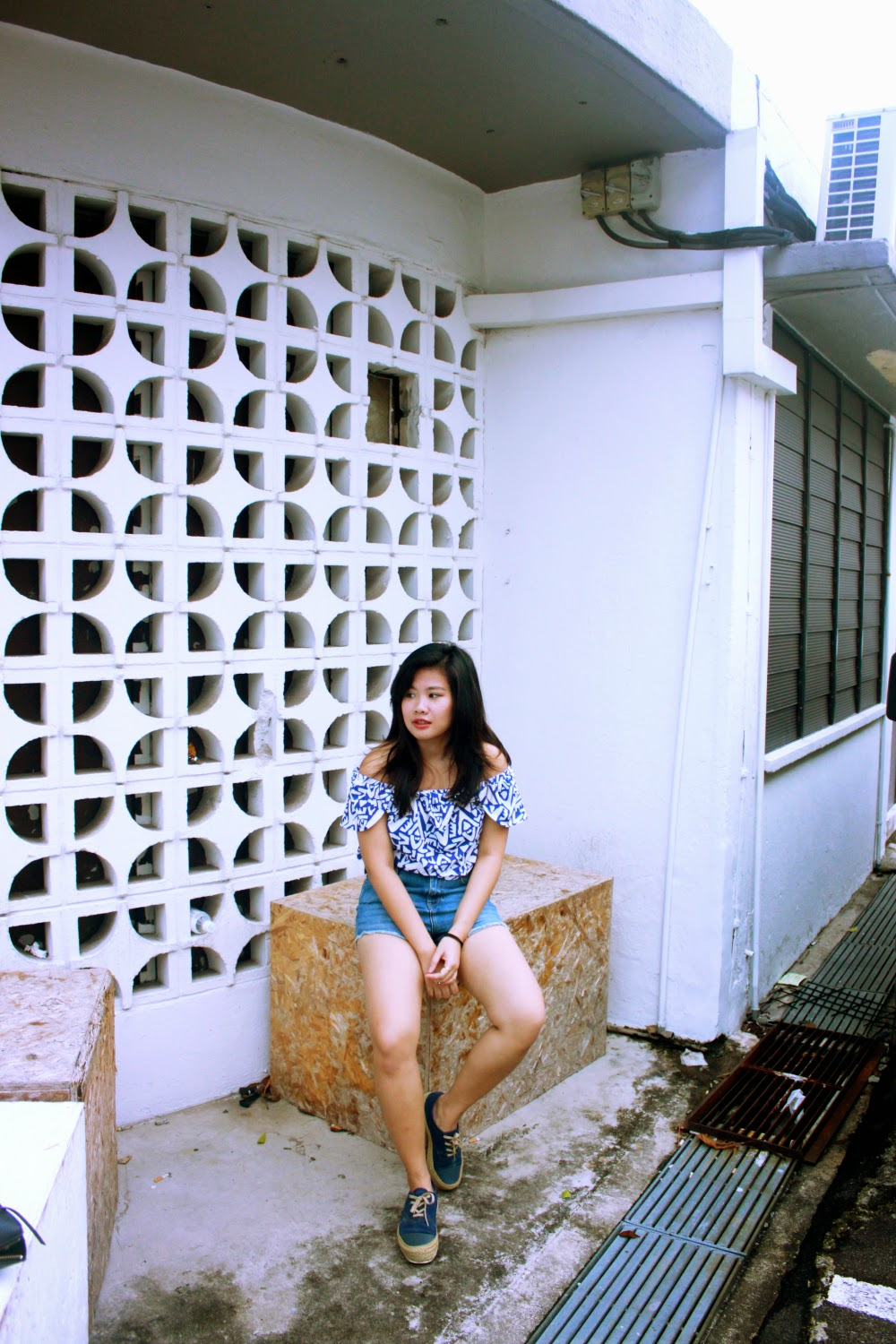 ootd, lookbook, tiong bahru, photography, singapore blogger