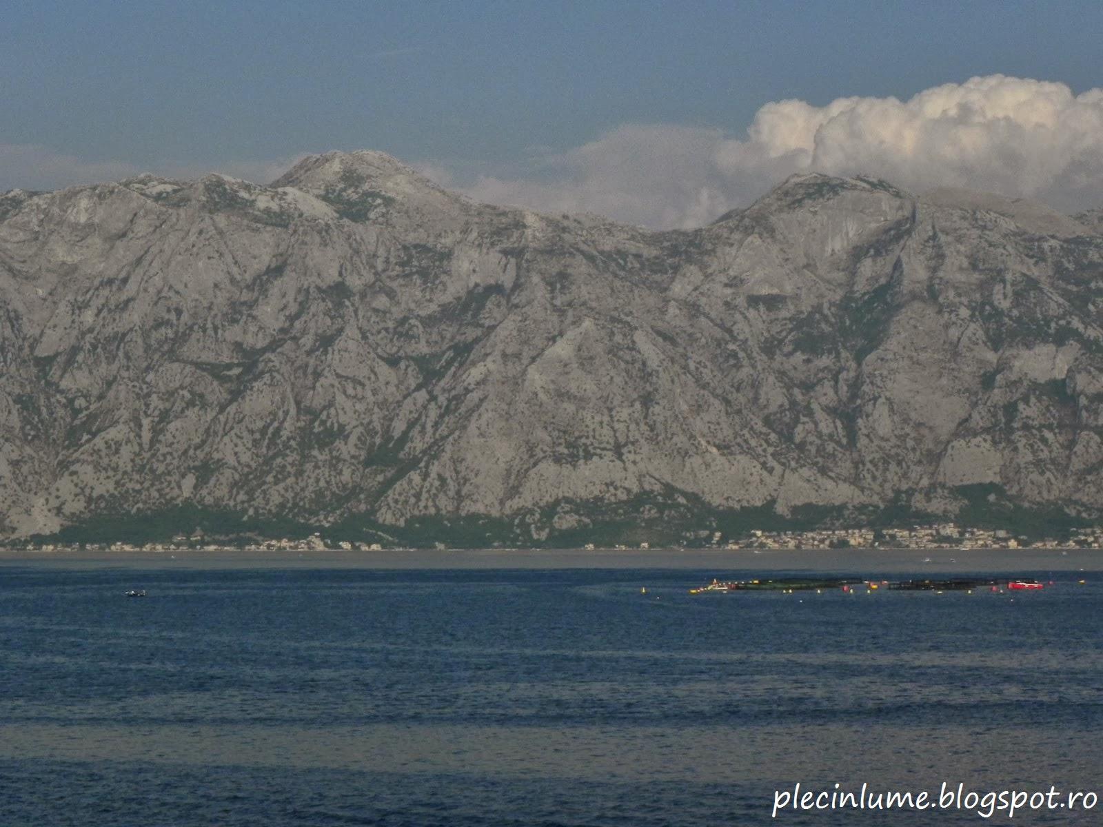 Alpii Dinarici in Muntenegru