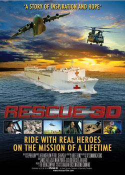 Rescue (Dual Audio) BDRip XviD