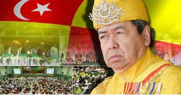 TERKINI ISTANA hantar surat Kepada PAS PKR DAP 3 Sept tarikh akhir hantar nama calon MB